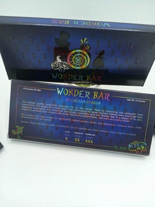 Wonder Bar Mushroom Chocolate